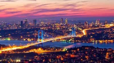 مسافرت به کشور ترکیه