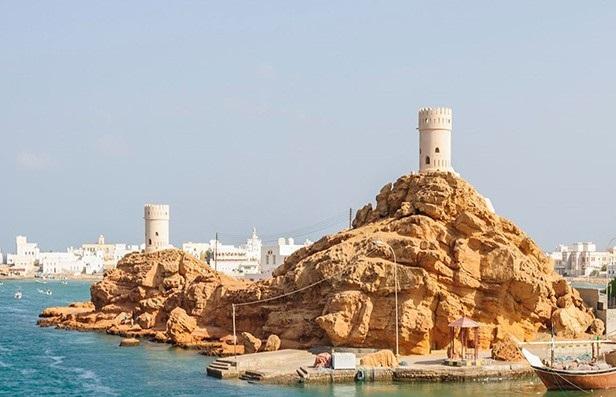 گردشگری مسقط عمان