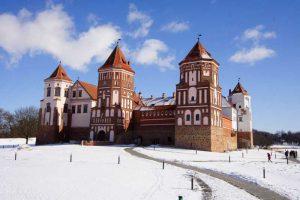 جاذبه های گردشگری شهر مینسک