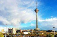 گردشگری استان تهران برج میلاد